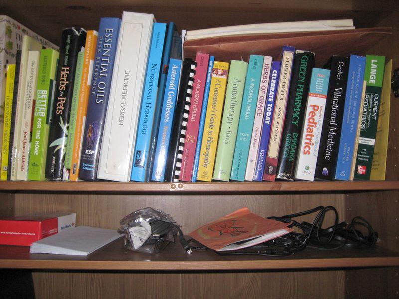 Agro spines shelf
