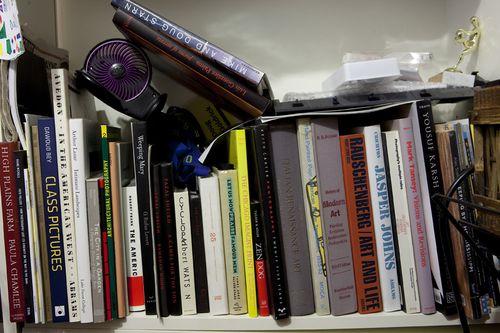 Book shelf for slopLO