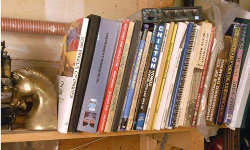 Jon Swenson bookshelfLO