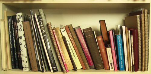 Myers book shelfLO